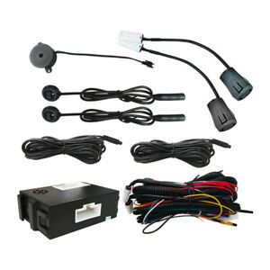 Newest Blind Spot Detection Monitoring Alert System with 2 Sensor For Car SUV
