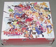 Disgaea D2: A Brighter Darkness Limited Edition for Playstation PS3 Brand New!