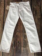 Denim Supply Ralph Lauren Coolidge Straight Jeans White Mens 32x32