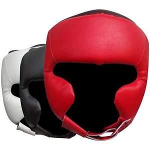 Training Pro Head Guard - Boxing MMA Muay Thai Taekwondo Training Protection