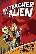 My Teacher is an Alien-ExLibrary