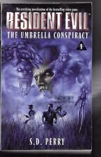 Resident Evil Vol 1: The Umbrella Conspiracy  by S. D. Perry (1998, Paperback)