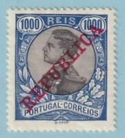 PORTUGAL 183  MINT HINGED OG * NO FAULTS EXTRA FINE !
