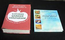 Stephanie Alexander Kitchen Garden Companion Cookbook Mind & Mood Foods Recipes