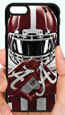ALABAMA TIDE BAMA COLLEGE FOOTBALL PHONE CASE FOR iPHONE X 8 7 6 6S PLUS 5C 5S 4