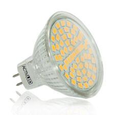 1x MR16 LED Spot SMD Leuchtmittel 320lm 12V Warmweiß 3000K mit Schutzglas