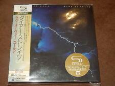 DIRE STRAITS LOVE OVER GOLD SHM-CD UICY-93730 JAPAN IMPORT MINI LP W/OBI OOP