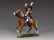 NA339 Royal Artillery Mounted Officer by King & Country