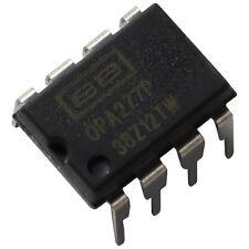 OPA277P Burr Brown Op-Amplifier 1MHz 0,8V/µs Single Precision OpAmp DIP-8 855939