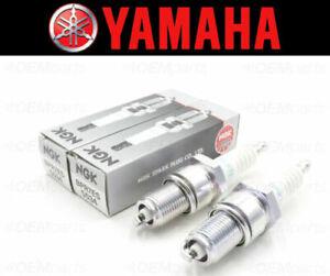 Set of (2) NGK BPR7ES Spark Plugs Yamaha (See Fitment Chart) #BPR-7ES00-40-00