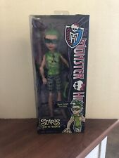 Monster High Doll Deuce Gorgon Scaris City Of Frights (new)