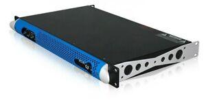 1U Power Amplifier 2 Channel  Sound System (Bidding  x 1 )