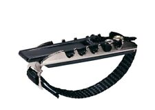 Dunlop Professional Toggle Guitar Capo for Curved Fingerboards 14C