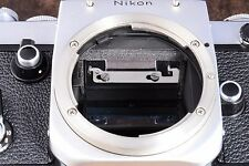 NIKON F2 F2A F2AS SB PHOTOMIC CAMERA PRE CUT LIGHT SEAL KIT & DOOR GROOVE SHEET