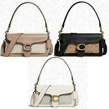 COACH  Tabby Shoulder Bag 26 With Signature Canvas RRP £295