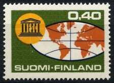 Finland 1966 SG#717 UNESCO MNH #D73149