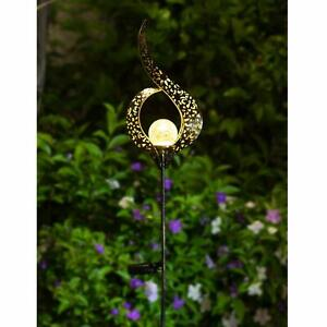 Solar Powered LED Light Lawn Pathway Stake Lamp Garden Patio Landscape Decor ONY