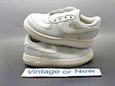 Nike Air Force 1 '07 Low Neutral Grey White Toddler 2008 sz 9C