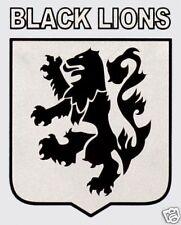 ARMY BLACK LIONS MILITARY  STICKER WINDOW  DECAL
