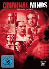 Criminal Minds - Die komplette 3. Staffel                            | DVD | 444