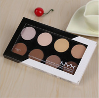 """HOT&New 2018 NYX Highlight & Contour Pro Palette """"HCPP 01"""" - FREE SHIPPING 100%"""