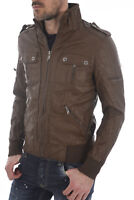 BLOUSON PROJECT X 7765 MARRON HOMME
