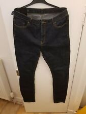 2nd day ladies jeans size 32 skinny in denim blue cost 99