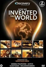 Discovery Channel : How We Invented The World    new dvd  in seal.