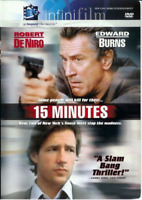 15 Minutes (2001) Widescreen English [Region 1]