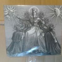 "BEHEMOTH ""Evangelion"" NEW Digipak CD+DVD rare version w/o logo on coverart!!!"