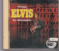 Elvis Presley-From Elvis In Memphis cd album