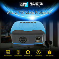 Mini Portable Wifi HD 1080P DVD Video Home Theater Projector Cinema US