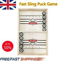 Bouncing Chess Hockey Game Board Foosball Winner Catapult for Passtime Game