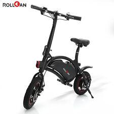 Rollgan Dolphin Elektrofahrrad 12inch Faltbares E-Bike 36V 350W Pedelec mit App