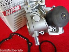 NPW Water Pump Kit for Subaru Impreza Forester Outback Legacy Alternate to OEM