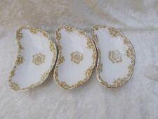 Vintage Semi-Porcelain Henry Alcock & Co. Clarisse Bone Dishes
