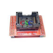 TSOP32-40-48 Programmer Adapter TSOP-48-0.5-OTS048 Socket for TL866A /CS au