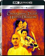 Crouching Tiger, Hidden Dragon 4K Ultra Hd (Uhd) / Blu-Ray