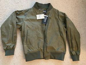 Barbour X Engineered Garments Irving Bomber Jacket Men's Size M