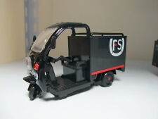 Courier Tricycle mini truck 1/25 SF Express toy car free ship