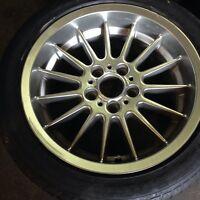 BMW 5er E39 17 Zoll Alufelge original Styling 32