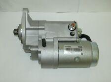 8971128652 STARTER FOR ISUZU 4LE1 ENGINE 12 V 9 TEETH ALSO CLARK CHEVROLET