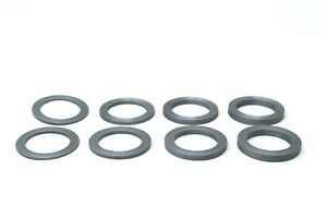 Audio Origami Rega RB200/RB250/RB300 spacers (pack of 8 of various sizes)