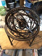 Garden Arrow Armillary Sphere