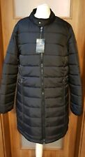 LTB 'Bimaco' Quilted Coat Black - Size XL , BNWT