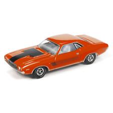1972 Dodge Challenger RALLYE-Hemi Naranja 1:64 escala AWSP 003