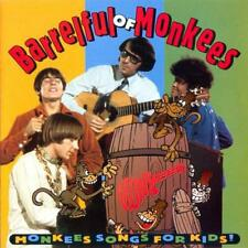 Barrelful of Monkees: Songs for Kids - Sealed CD Longpack (Mar-1996, Kid Rhino)