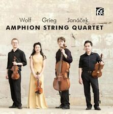 Wolf, Grieg, Jancek (CD, Sep-2014, Nimbus Alliance)