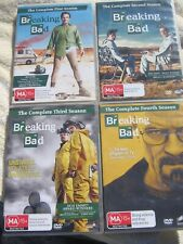 BREAKING BAD - SEASONS 1 to 6 (final) - 6 x DVD SETS