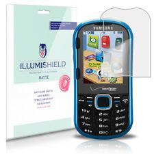 iLLumiShield Anti-Glare Matte Screen Protector 3x for Samsung Intensity II 2